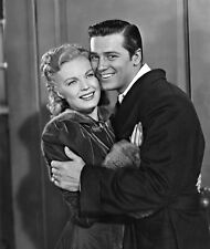 June Haver & Gordon MacRae UNSIGNED photo -H7666- The Daughter of Rosie O'Grady