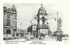 Scotland Postcard - Coatbridge - The Cross & Main Street  2292