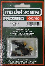Modelscene Accessories 5119 - Porters (00) - Railway Models