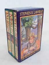 Stephen R. Lawhead  THE PENDRAGON CYCLE Crossway Books, Westchester c. 1989