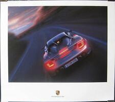 2005 Porsche Carrera GT Showroom Poster x8400-EJMJUQ