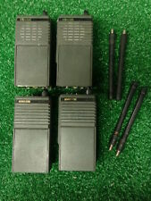 Bendix King BK EPH5140A VHF Portable Radio FIRE RESCUE LOT 4 #M