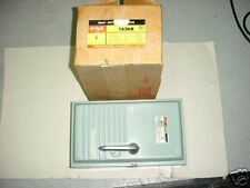 FPE FUSED SAFETY SWITCH 60 AMP. 3 POLE (NEW)!!!