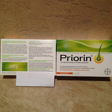 Priorin 120 Kapseln Haarwuchsmittel Haarwurzel Hirseextrakt Vitamin B5