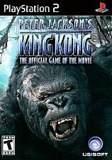 Peter Jackson's King Kong: The Official Game of the Movie (PlayStation 2) Sealed