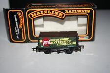 Mainline Railways Spur 00: 37-128 7 Plank Wagon PERSIL, OVP