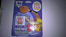 Liverpool Memorabilia Football Magnets