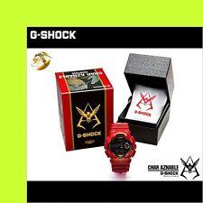 New G-shock x Char gundam gshock limited  35th anniversarry g bandai