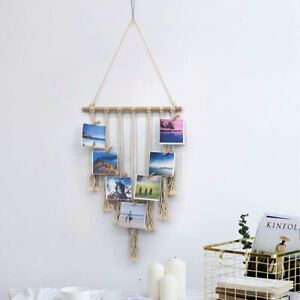 Handmade Wall Hanging Tapestry Fashion Home Living Room Wedding Backdrop Decor