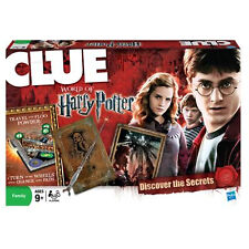 Cluedo World of Harry Potter RARE 2011 Limited Edition 9 Hasbro Complete Floo