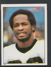 Topps 1981 American Football Sticker No 249 - Wes Chandler - Saints (T440)