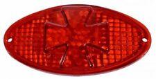 Optiques, feux et clignotants rouge pour motocyclette Kawasaki