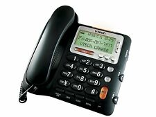 Vtech Cd1281 Corded Big Button Telephone with Volume Boost and Caller Id (Black)