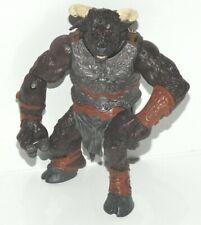 "Chronicles of Narnia Minotaur Action Figure Disney Hasbro 2005 5.5"" Collectible"