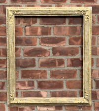 1920's Newcomb Macklin Picture Frame. Composition Molded With Ornamental Corners