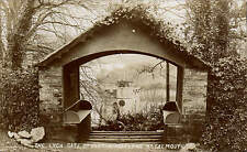 St Just in Roseland near Falmouth. The Lych Gate by Bragg.