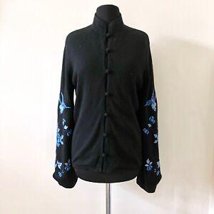 Shanghai Tang cashmere cardigan