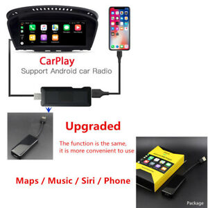 Apple/iOS Carplay USB Dongle Cable for Android Car Navigatio Head Unit Map Music