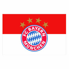 Fußball-Fahnen/Wimpel vom FC Bayern München Fan-Kameras
