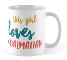 DALMATIAN DOG GIFT IDEA MUG PRESENT FOR BREED LOVER