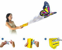 HOT GREETING CARD MAGIC! Exclusive Flying Butterfly work with ALL GREETING CARDS