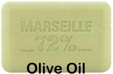 Pre de Provence OLIVE OIL 72% MARSEILLE 250 Gram French Soap Bath Shower Bar