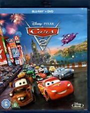 Cars 2 (Blu-ray and DVD / Disney Pixar 2011)