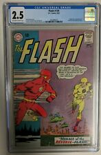 THE FLASH #139 CGC 2.5  FIRST APPEARANCE of REVERSE FLASH