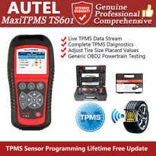 Autel TS601 Pro Car Check Engine Fault TPMS Diagnostic Service Tool OBD2 Reader