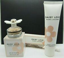 Marc Jacobs Daisy Love Eau de Toilette Mini 4ml Lotion 30ml & travel vial 4ml