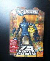 2009 DC Universe Classics - IRON -Wave 12 Figure 7 BAF DARKSEID Left Leg