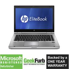 New listing Hp EliteBook 8470p Intel i5-3320M 2.60Ghz 8Gb Ram 500Gb Hdd Win 10 Home Webcam