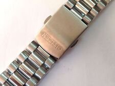 CITIZEN STAINLESS STEEL GENTS STRAP,DUAL USAGE,18MM/8MM,CURVED ENDS (CZ2)