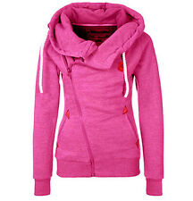 New Fashion Women Winter Hooded Slim Coat Jacket Casual Warm Sportwear Outwear