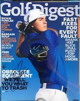 Rickie Fowler Signed autographed 11x14 Golf Digest Photo w/PROOF COA
