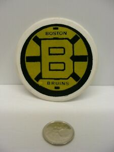 Vintage nhl hockey  BOSTON BRUINS PINBACK