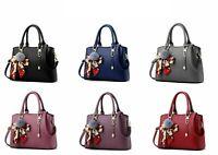 Ladies Handbag Women Leather Luxury Handbag Shoulder Tote Purse Party Bag 78800