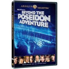 BEYOND THE POSEIDON ADVENTURE. Michael Caine. (1979). Region free. New DVD.