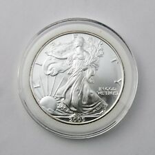American Silver Eagle 2005 1 oz Coin - (BU) Brilliant Uncirculated with Capsule