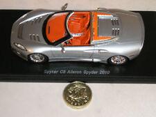 Artículos de automodelismo y aeromodelismo Spark Mercedes escala 1:43