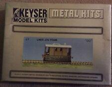 Keyser Kits LNER J70 Tram Kit - White Metal - Unassembled OO Gauge - RARE BOXED