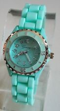 Fashion Cool Colors Jelly Silicone Girl's,Boy's,Kid's Casual Wrist Watch