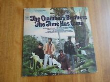 The Chambers Brothers - The Time Has Come LP - Columbia Records CS 9522