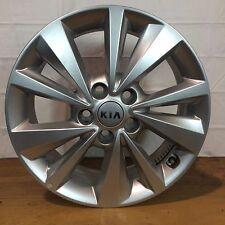 "Set of 4 Kia Sedona 2016 Factory OEM 5x114.3 aluminum Wheel Rim 17 x 6.5"""