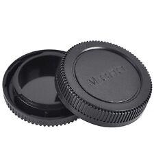 Objektivdeckel Gehäusedeckel Rückdeckel Lens Cap Set für Olympus Micro 4/3 M4/3