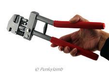 Heavy Duty joggler Panel Flanging Y 5mm Perforadora Herramienta Para Metal de hoja de reparación