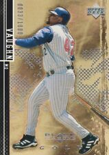 2000 Black Diamond Rookie Edition Gold #2 Mo Vaughn /1000 Angels