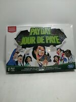 Payday Board Game By Hasbro Gaming Also In French
