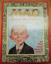 MAD ABOUT THE FIFTIES PB BOOK BY THE USUAL GANG OF IDIOTS 1997 L