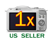 1x Clear LCD Screen Protector Guard Film For Panasonic Lumix DMC-GF5